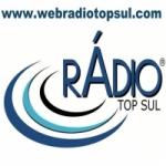 Logo da emissora Rádio Top Sul