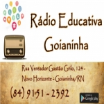 Logo da emissora Rádio Educativa Goianinha
