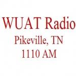Logo da emissora WUAT 1110 AM
