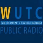 Logo da emissora WUTC 88.1 FM