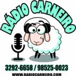Logo da emissora Rádio Carneiro