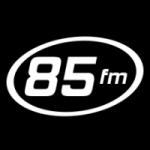 Logo da emissora 85 FM