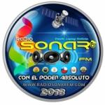 Logo da emissora Radio Sonar FM