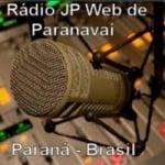 Logo da emissora Rádio JP Web de Paranavaí