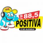 Logo da emissora Rádio Positiva 88.5 FM