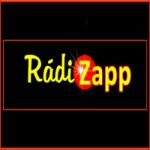 Logo da emissora Rádio Zapp