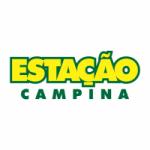 Logo da emissora Rádio Estação Campina