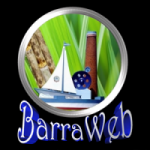 Logo da emissora Rádio Barra Web