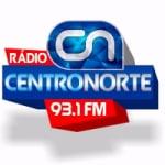 Logo da emissora Rádio CentroNorte 93.1 FM