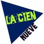 Logo da emissora Radio La Cien 100.9 FM