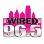Logo da emissora WRDW 96.5 FM