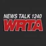 Logo da emissora WRTA 1240 AM