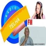 Logo da emissora Rádio Telha FM