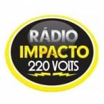 Logo da emissora Rádio Impacto 220 Volts