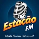 Logo da emissora Web Rádio Estação