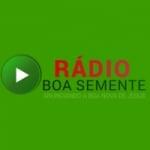 Logo da emissora Rádio Boa Semente