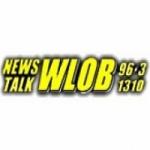 Logo da emissora Radio WLOB 96.3 FM 1310 AM