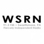 Logo da emissora WSRN 91.5 FM