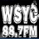 Logo da emissora WSYC 88.7 FM