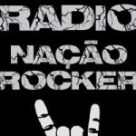 Logo da emissora Web Rádio Nação Rock