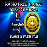 Logo da emissora Rádio FreeDance