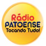 Logo da emissora Rádio Patoense