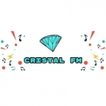 Logo da emissora Rádio Cristal FM