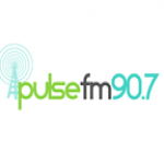 Logo da emissora WVMM 90.7 FM