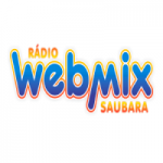 Logo da emissora Rádio Web Mix Saubara