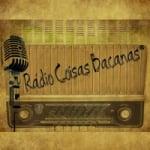 Logo da emissora Rádio Coisas Bacanas
