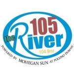 Logo da emissora WWRR 104.9 FM