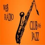 Logo da emissora Rádio Club 96 Jazz