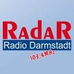 Logo da emissora Darmstadt 103.4 FM