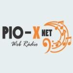 Logo da emissora Rádio Pio X Net