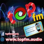 Logo da emissora Rádio Top FM Vacaria