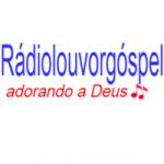 Logo da emissora Rádio Louvor Gospel