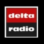 Logo da emissora Delta 105.9 FM
