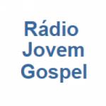 Logo da emissora Rádio Jovem Gospel