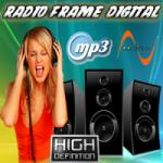 Logo da emissora Rádio Frame Digital