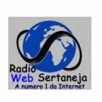 Logo da emissora Rádio Web Sertaneja