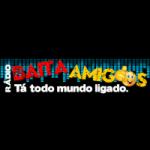 Logo da emissora Rádio Baita Amigos