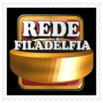 Logo da emissora Rede Filadélfia