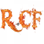 Logo da emissora Rádio Cooee Fire