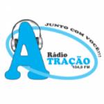 Logo da emissora Rádio Atração 104.9 FM