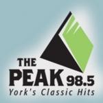 Logo da emissora WYCR 98.5 FM