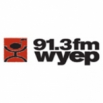 Logo da emissora WYEP 91.3 FM