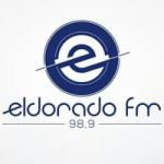 Logo da emissora Rádio Eldorado 98.9 FM