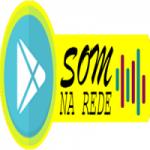 Logo da emissora Rádio Som na Rede