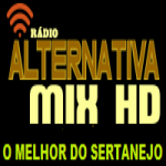 Logo da emissora Rádio Alternativa Mix