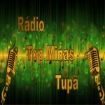 Logo da emissora Rádio Top Minas Tupã